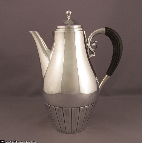 georg jensen cosmos coffee pot
