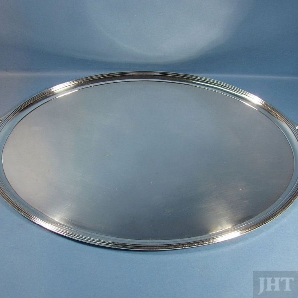 George III Sterling Silver Tea Tray