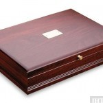 Taunton Flatware Chest by Reed & Barton